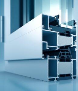 Aluminium-Fenster Heroal W 72 (3-fach Verglasung)