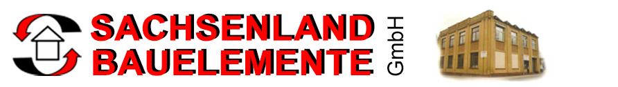 Sachsenland Bauelemente